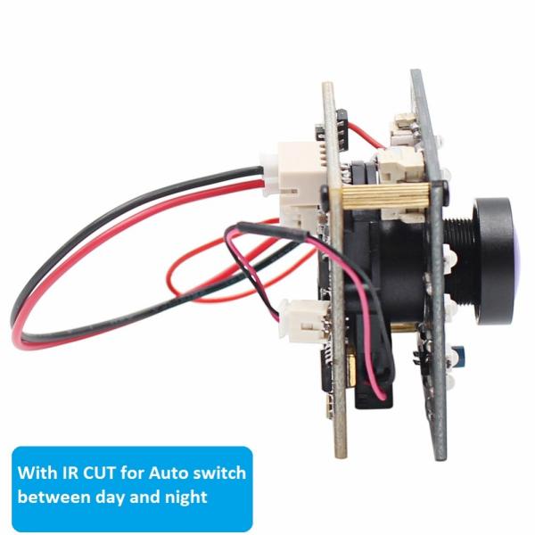 ELP Wide Angle Fisheye lens Night Vision IR CUT USB Webcam