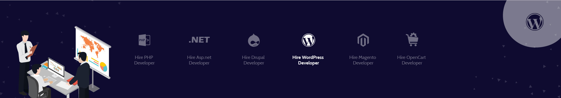 Hire Dedicated Wordpress Developer Hire Wordpress Experts - Developer