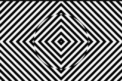 Strobe Ilusión Óptica