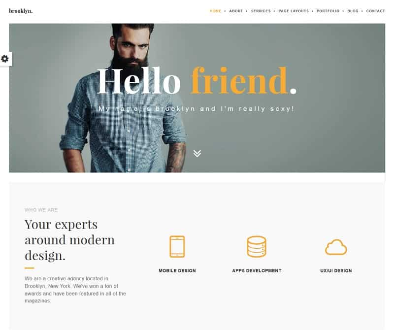 30+ Best Simple WordPress Themes of 2018 (UPDATED) - good resume design