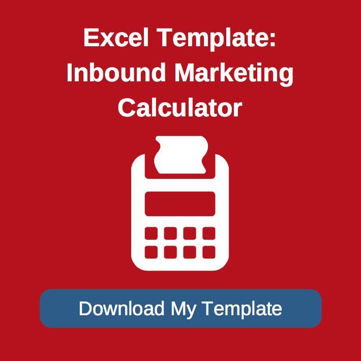Inbound Marketing Calculator Web Design Phoenix - marketing calculator template