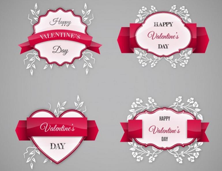 50+ Free Vectors for Valentine\u0027s Day Freebies