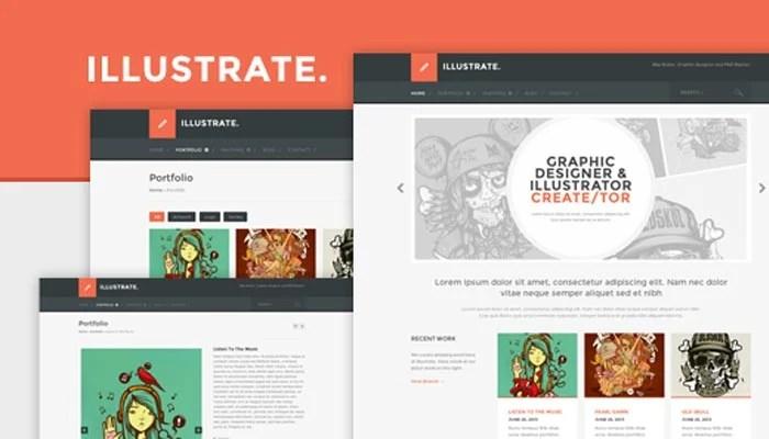 20 Beautiful Portfolio Website Templates for Artists