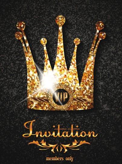 Royal Invitation Template \u2013 diabetesmanginfo