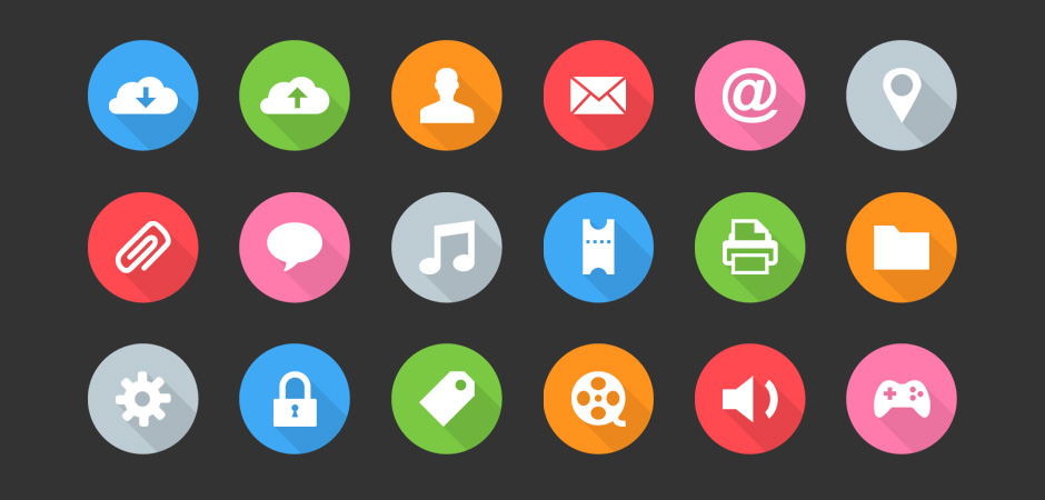 icones cv gratuites a telecharger