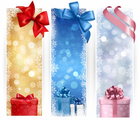 Cute Xmas Wallpapers Free Vertical Christmas Banners