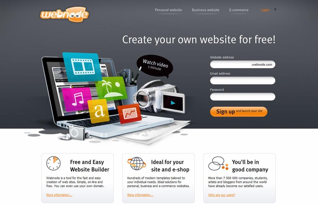 make a free online website - Selol-ink