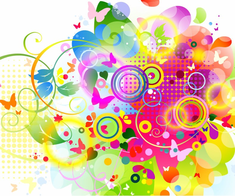 Abstract Design Vector Graphic Background Free Vector Graphics
