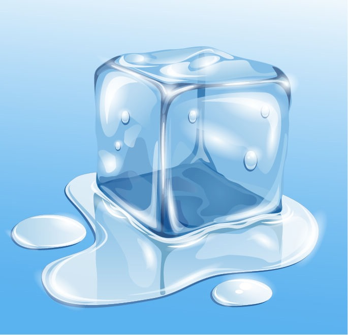 Transparent Ice Vector Free Vector Graphics All Free Web