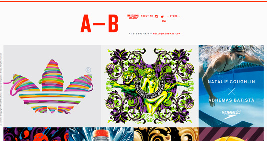 14 brilliant design portfolios to inspire you for the Developers
