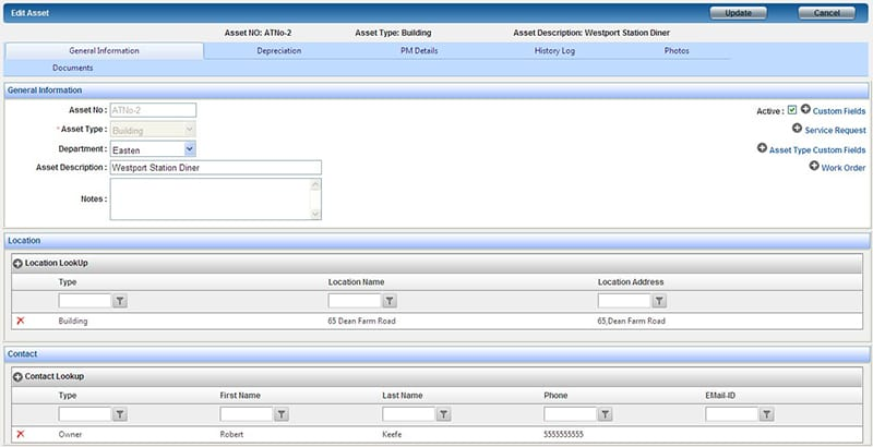 Asset Management Software Work Order Management WebDPW