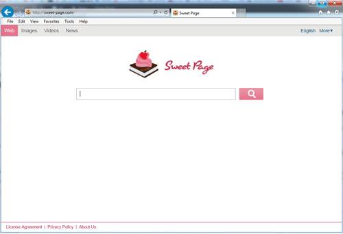 Quitar Sweet-page.com redirigir: Desinstalar Sweet Page de virus