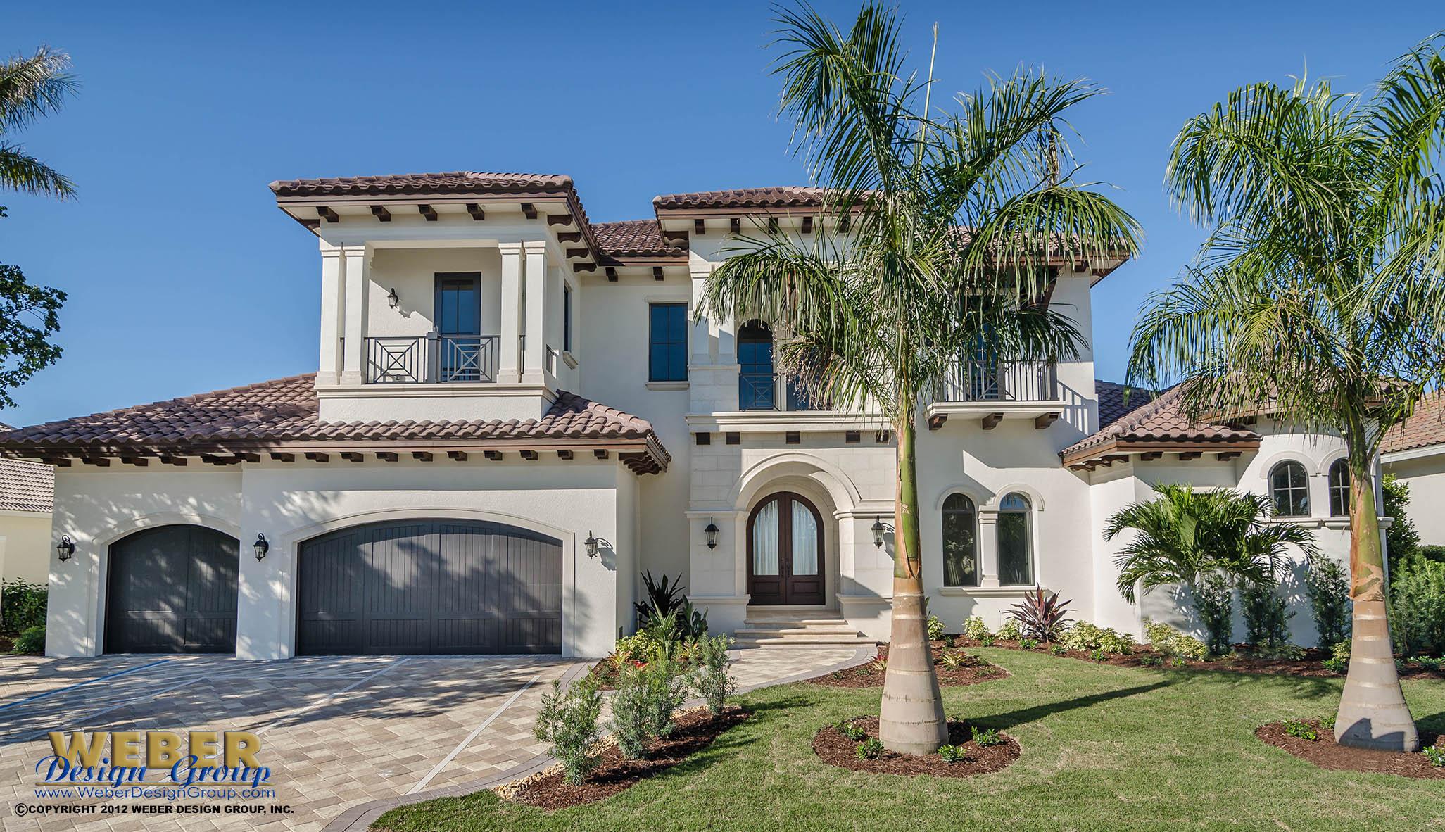 Fullsize Of Mediterranean House Plans