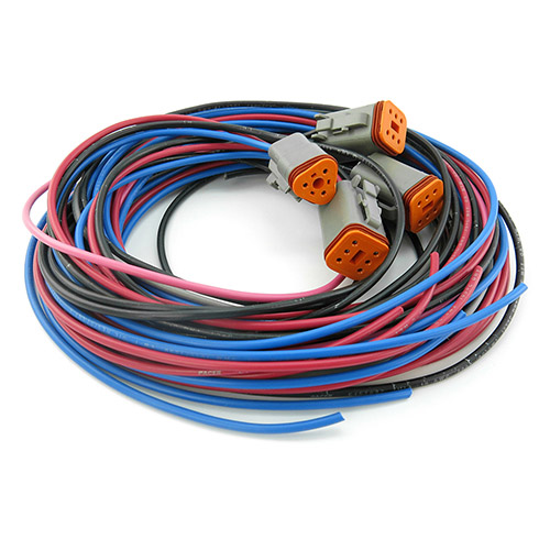 Deutsch Wiring Connector Kit and Pigtail Harness
