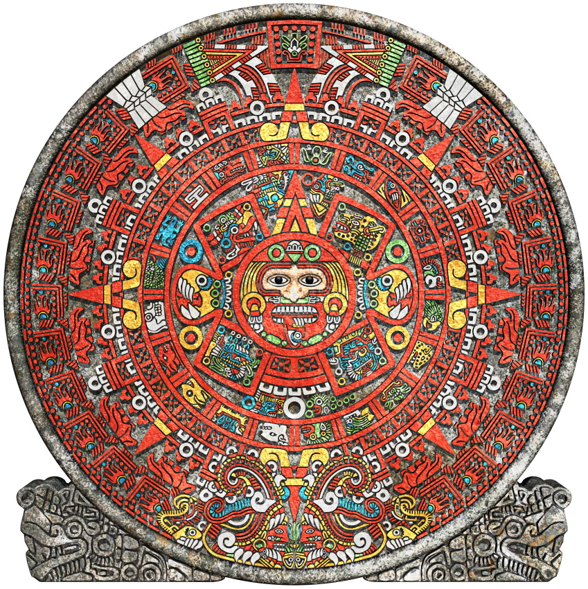 Who Invented The Calendar Months History Of Calendars Wikipedia The Mayan Calendar Calendars