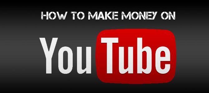How to Make Income Online From Youtube By Uploading Videos - how to make banner for youtube
