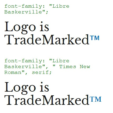 Why We Still Need Web-safe Fonts