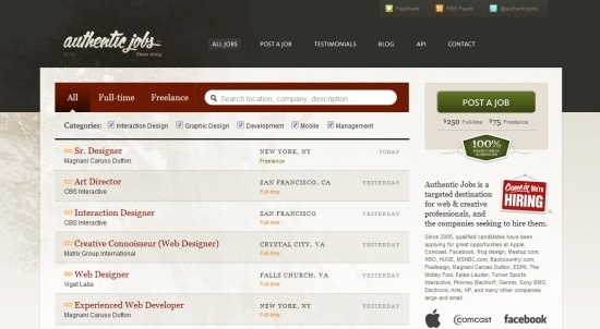 10 RSS Feeds for Design and Development Job Seekers