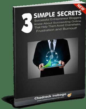 Secrets to building a successful online business