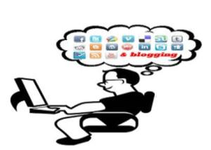 social media and blogging integration