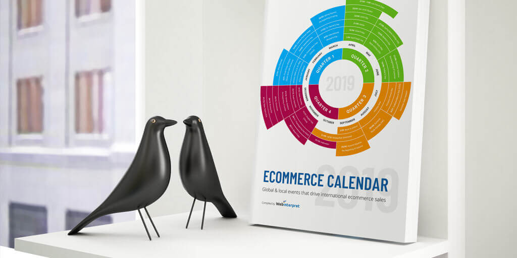 FREE Ecommerce Calendar to grow your sales fast in 2019