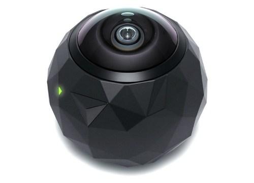 パノラマ360度カメラ、「360fly」買取のスペースカメラ