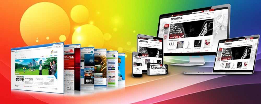 Template Based Web Design And Development Company in Delhi India