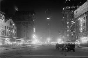 New York's Times Square in 1911