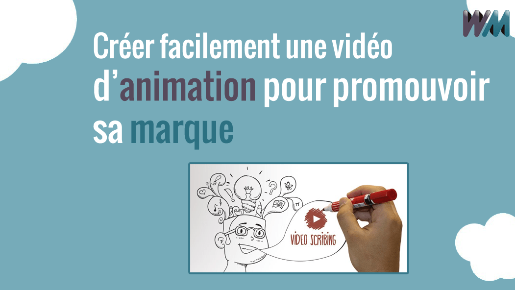 creer une video animation cv video