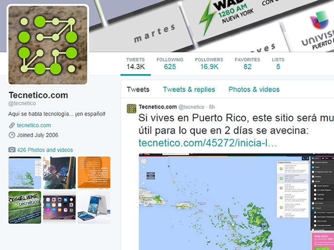 Tecnetico.com on Twitter
