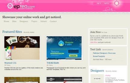epreo homepage