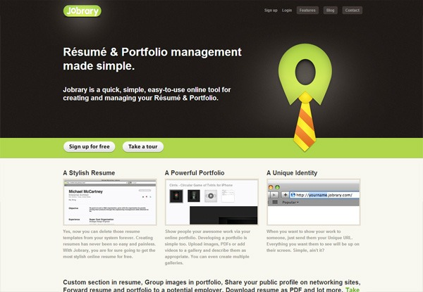 15 Sites that Will Host Your Online Portfolio for Free - resume sites