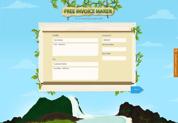 12 Best Free Invoice Generators - online invoice maker free