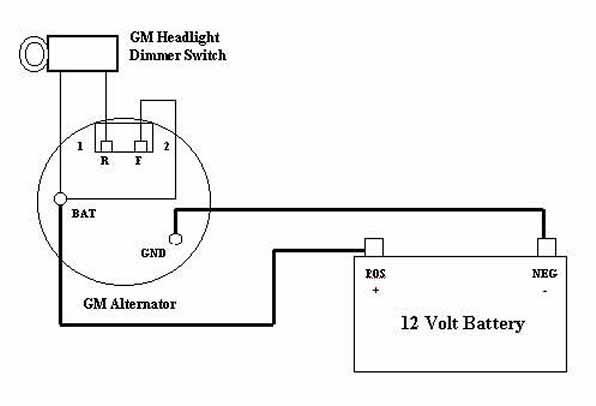 auto dimmer switch wiring diagram