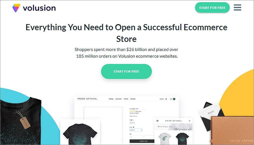 Volusion Review\u2013 Power Packed Ecommerce Store Creator For Busy - volusion