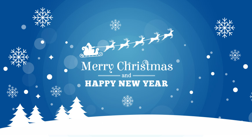 Merry Christmas And Happy New Year Banners \u2013 Merry Christmas And - merry christmas email banner