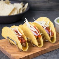 Tablecraft TRW23 Taco Taxi Stainless Steel Taco Holder ...