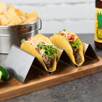 Choice Stainless Steel Taco Holder with 2 or 3 ...