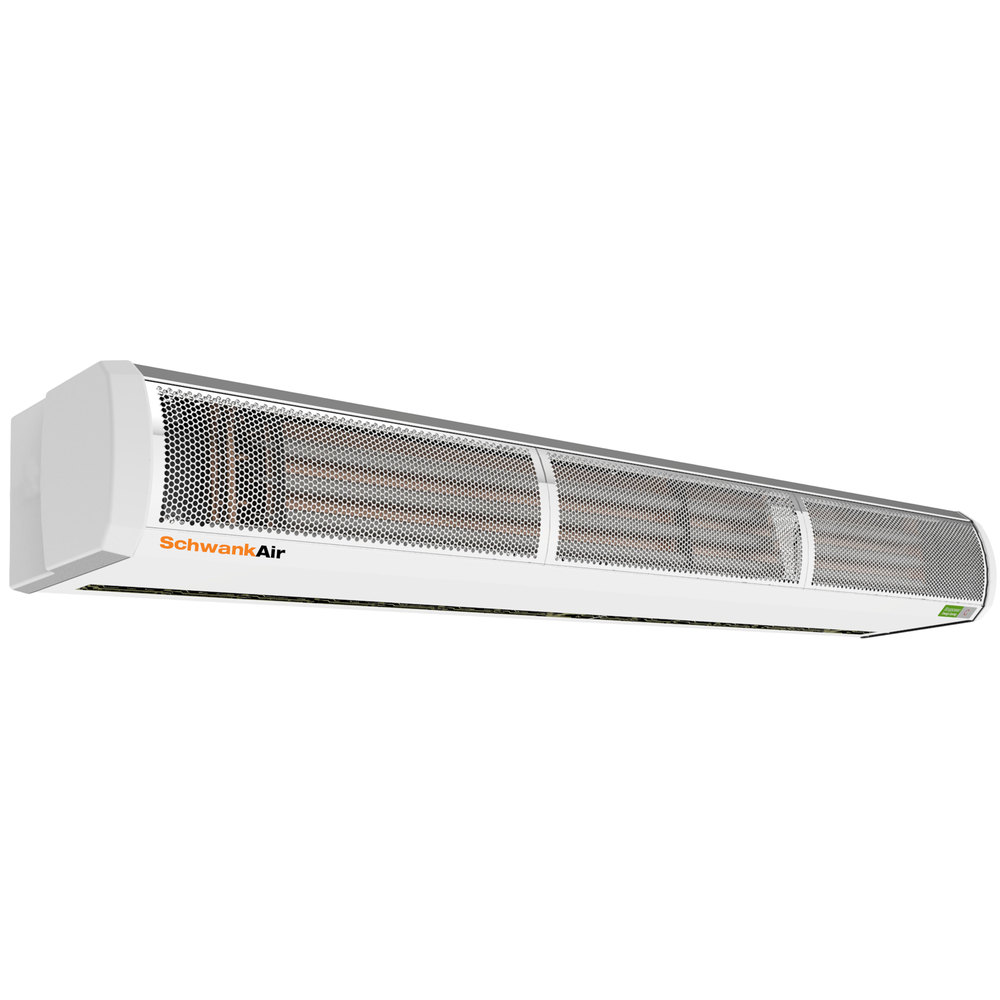 Schwank Ac He72 20 72quot Surface Mounted Air Curtain With