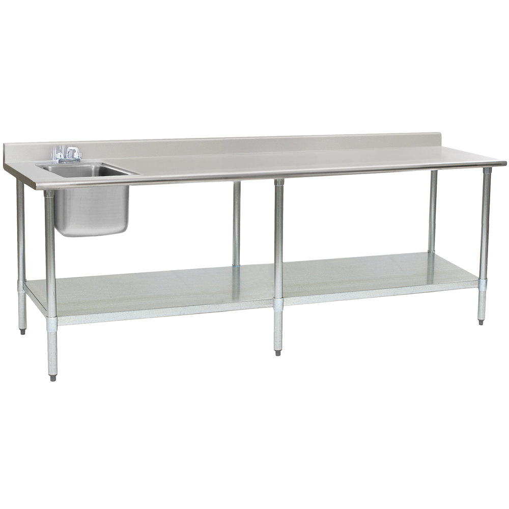 Eagle Group T3096seb Bs E23 30quot X 96quot Stainless Steel