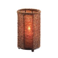 """Sterno Products 80102 5"""" Dark Amber Beaded Candle Liquid ..."""