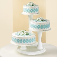 Wilton 307-350 Three-Tier Pillar Cake Display Stand