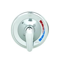 T&S B-3204 Shower Package with Pressure Balancing Mixing ...