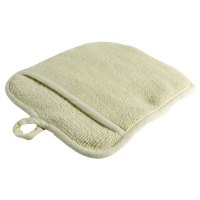"Choice Terry Cloth Pot Holder with Pocket - 8 1/2"" x 9 1/2"""