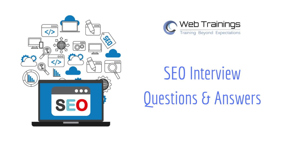 35+ SEO Interview Questions and Answers 2018 - SEO Interview