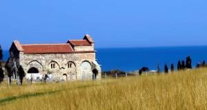 Viejas iglesias en Albania