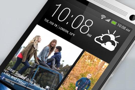 """شركة إتش تي سي """"HTC"""" تنوي عرض إعلانات لمستخدمي هواتفها عبر ميزة """"BlinkFeed"""""""