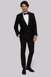 Black Wedding Suits   Wedding Ideas by Colour   CHWV