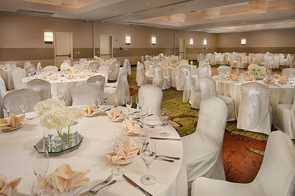 Wedding Reception Table Styles