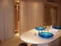 Coolest Bathroom Ever | Weddingbee